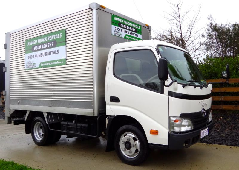 Truck Rental West Auckland