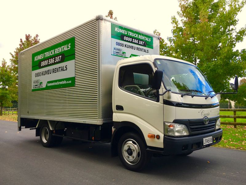 Affordable Van Rental Auckland