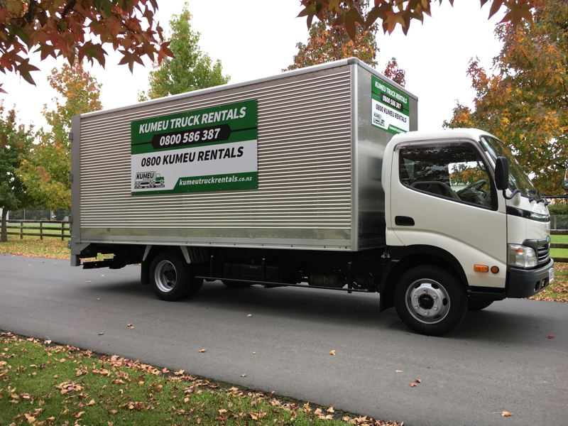 Furniture Truck Rental