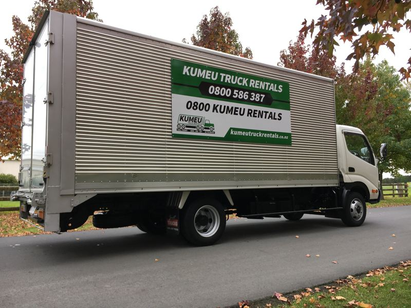 Furniture Truck Rental West Auckland