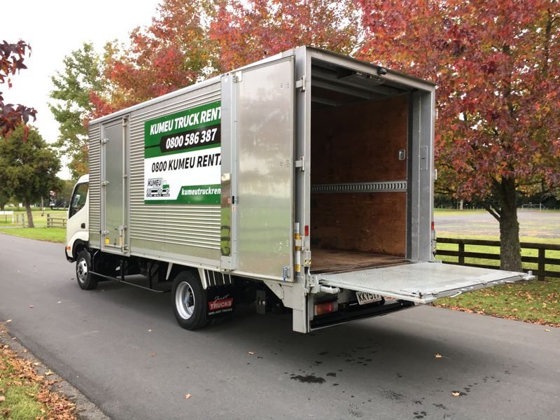 Furniture Truck Rental Auckland