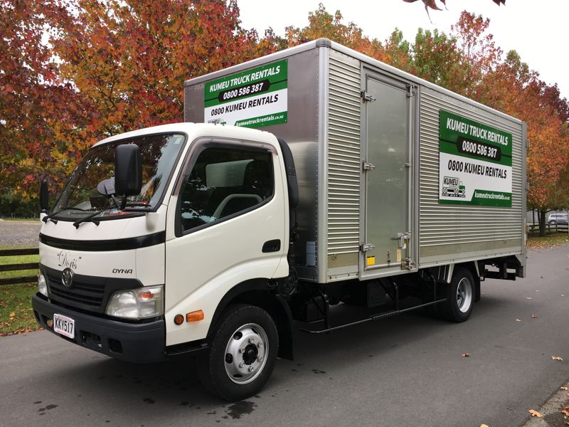 Furniture Truck Hire Auckland