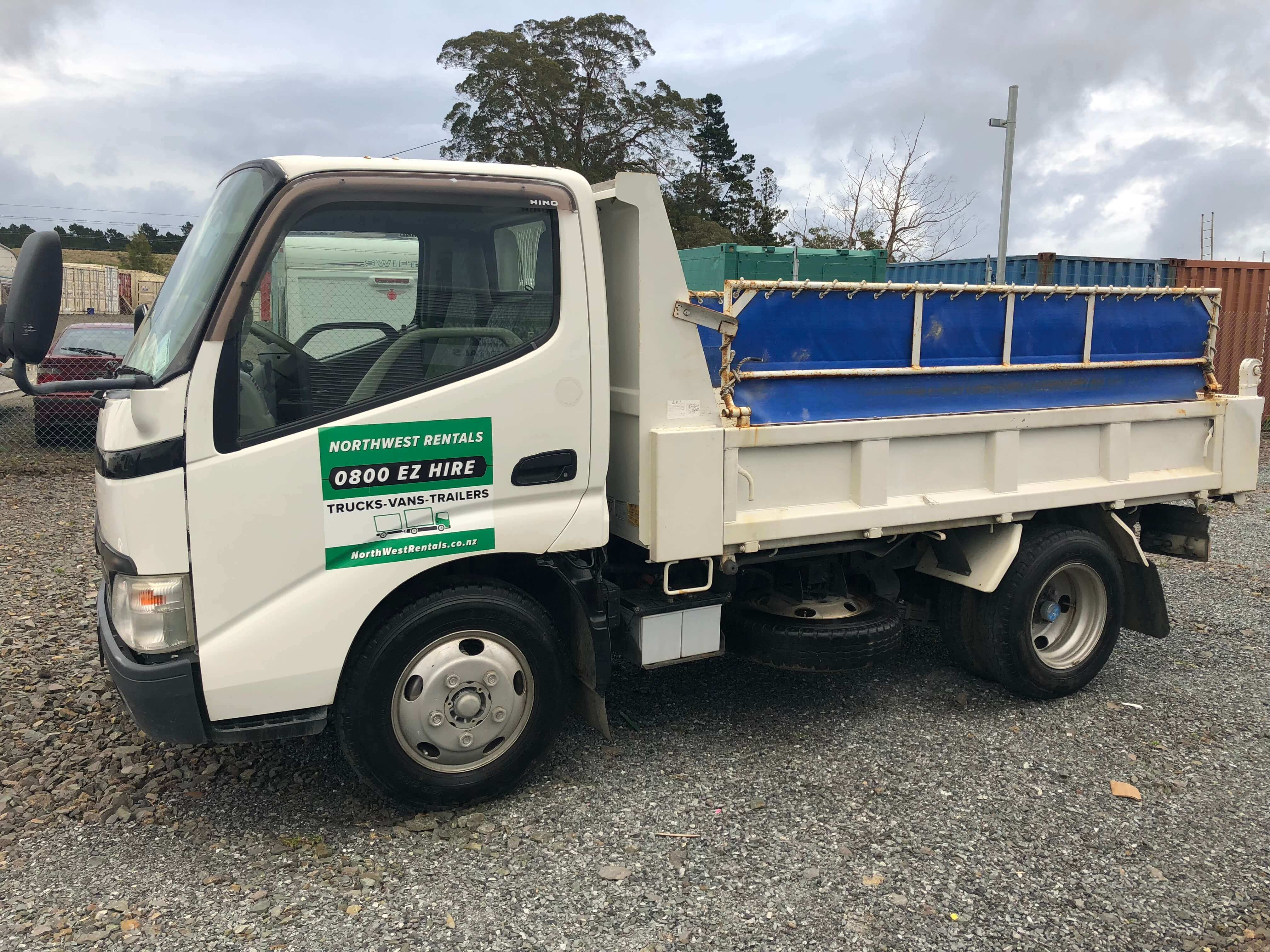Meet Helga - the Small Truck that loves Big Loads
