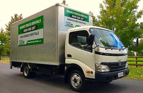 Furniture Box Truck Hire