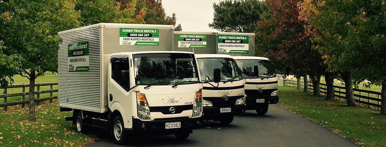 Truck Hire Auckland & Truck Rental Auckland